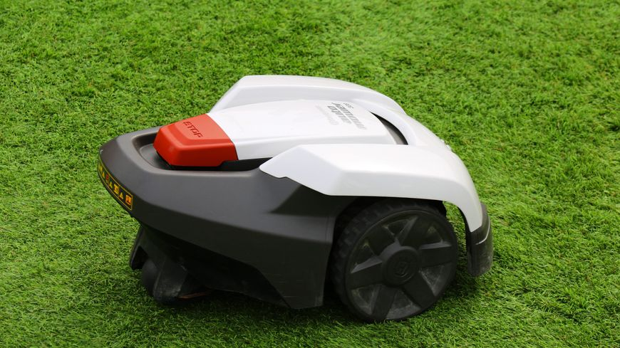 Voici à quoi ressemble un robot de tonte (Illustration)