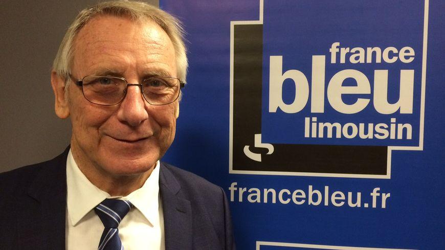 Gérard Vandenbroucke espère toujours transformer Limoges Métropole en communauté urbaine.