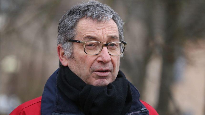 Éric Mouzin, père d'Estelle Mouzin