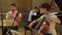 Brahms | Trio pour piano, clarinette et violoncelle (Troisième Mouvement) par Raphaël Sévère, Adam Laloum, Victor Julien-Laferrière