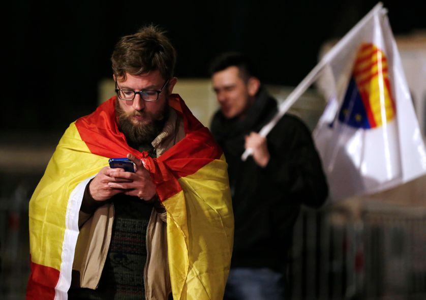 Tabarnia, canular des opposants à l'indépendance catalane.
