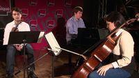 Debussy | Trio pour piano, violon et violoncelle (Troisième Mouvement) par le Trio Milhaud