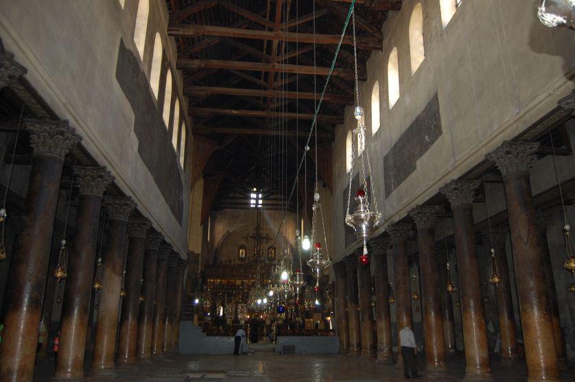 Bethléem, Basilique de la Nativité