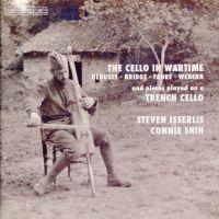 Sonate n°1 en ré min L 144 (135) : 3. Finale - pour violoncelle et piano - Steven Isserlis