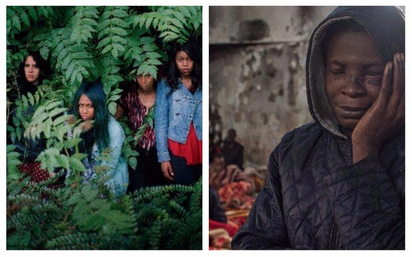 F(l)ammes de Ahmed Madani // Migrant dans un centre de détention en Libye