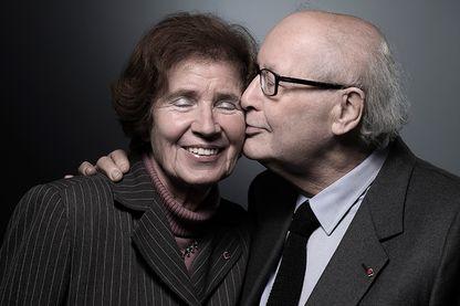 Serge et Beate Klarsfeld