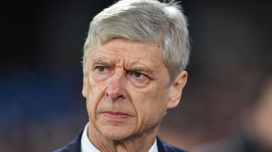 Arsène Wenger, le 28 décembre 2017