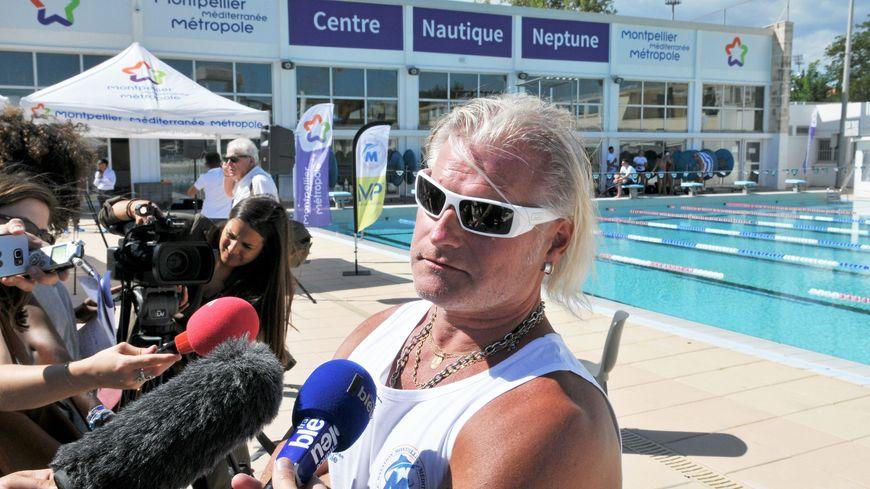 Philippe Lucas arrive avec des ambitions, la ville de Montpellier lui promet une belle piscine
