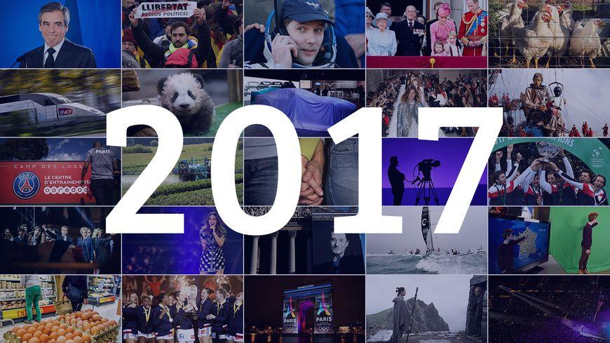 France Bleu vous propose de jouer avec l'actualité de l'année 2017.