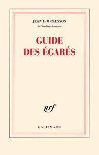Couverture Guide des égarés