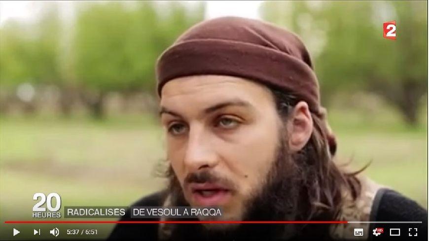 romain garnier haut sa nois parti faire le djihad arr t en syrie. Black Bedroom Furniture Sets. Home Design Ideas