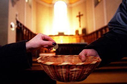 """Le """"denier du culte"""" représente 40% des 700 millions d'euros perçus chaque année par l'Église"""