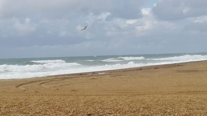 Anglet plage