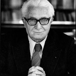 Fernand Braudel en 1979.