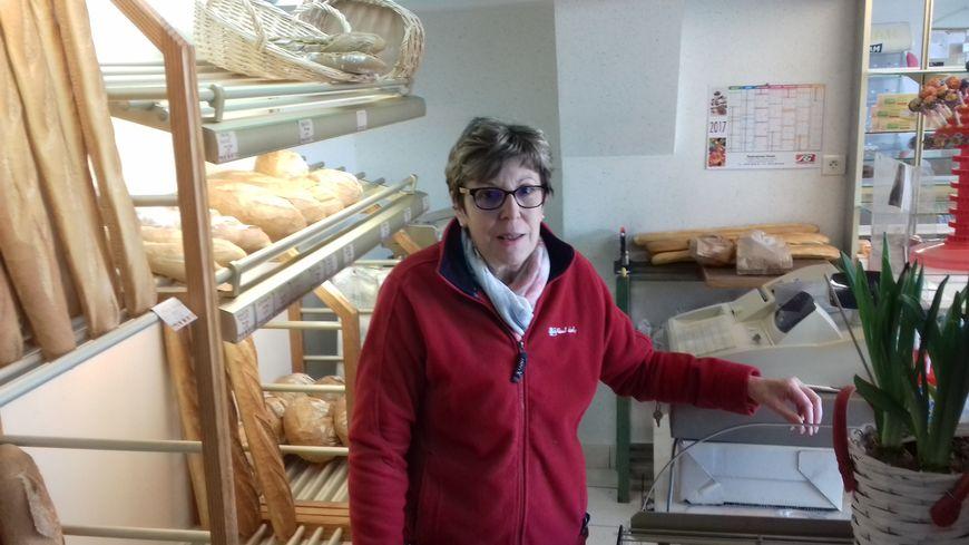 Martine Prizé ferme sa boulangerie ce samedi