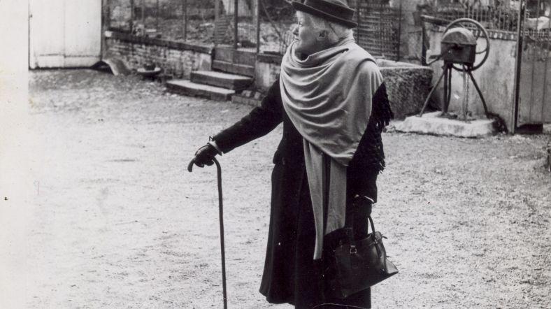Marie Noël est décédée le 23 décembre 1967 à Auxerre
