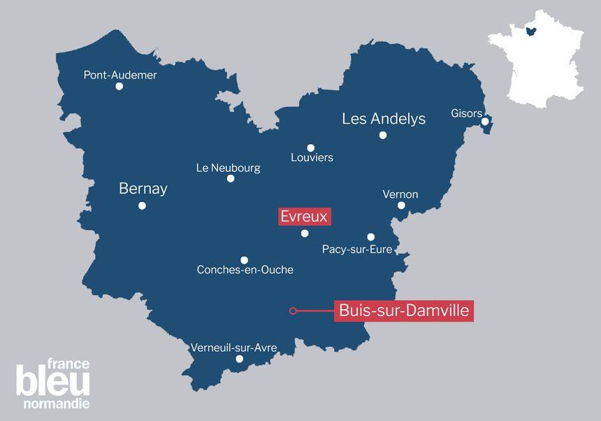 Un bébé retrouvé mort dans la cuvette de toilettes à Buis-sur-Damville dans l'Eure