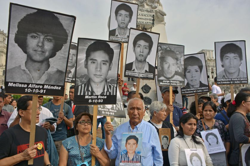 Les manifestations demandant la démission du Président péruvien après la grâce de Fujimori continuent encore aujourd'hui dans le pays.
