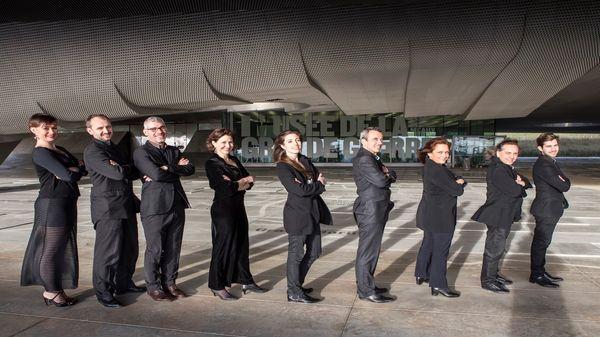 Le débarquement du jazz en Europe par l'ensemble Calliopée