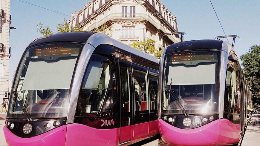 Le Tram à Dijon