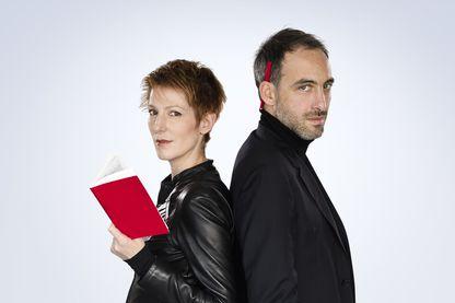 Natacha Polony et Raphaël Glucksmann
