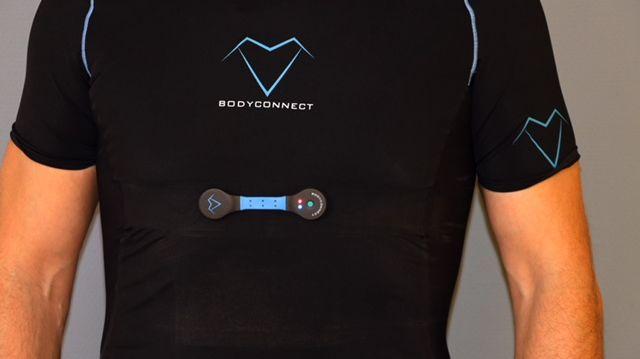 Le Body connect et son moniteur de 14 grammes