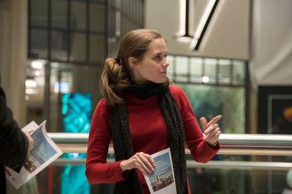 Katrín Jakobsdóttir, à la tête du Mouvement Gauche-Vert, a été nommée Première ministre en Islande
