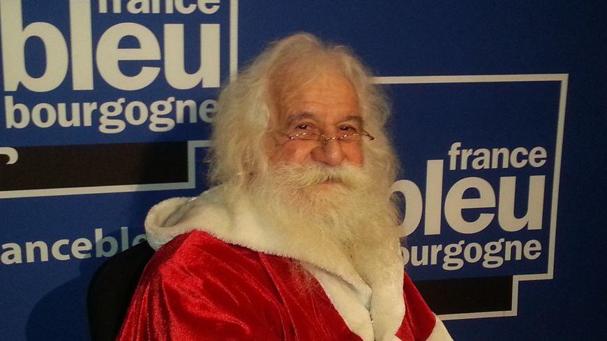Donato Mastrorillo, Père Noël dijonnais depuis 25 ans