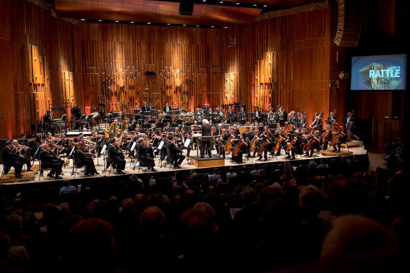 Concert de la symphonie de Londres le 14 septembre 2017