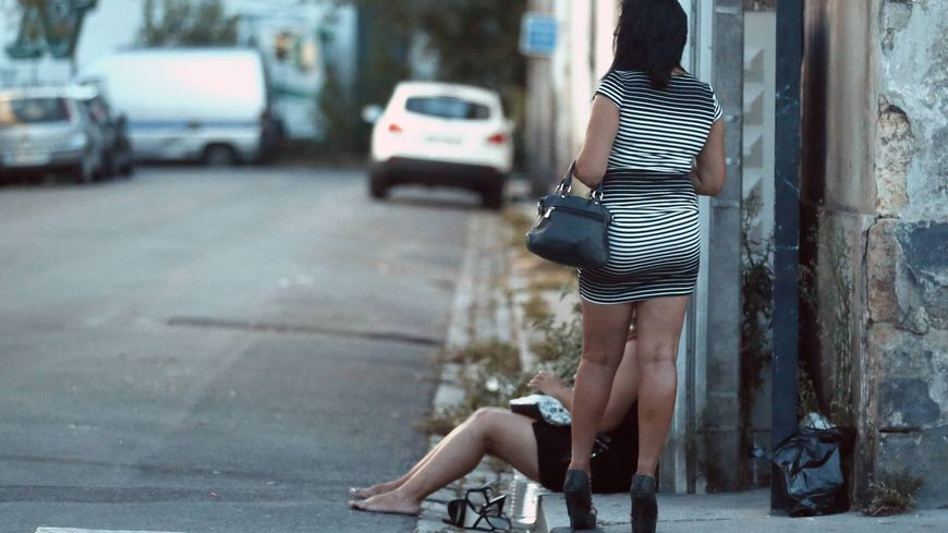 Prostituee anglet