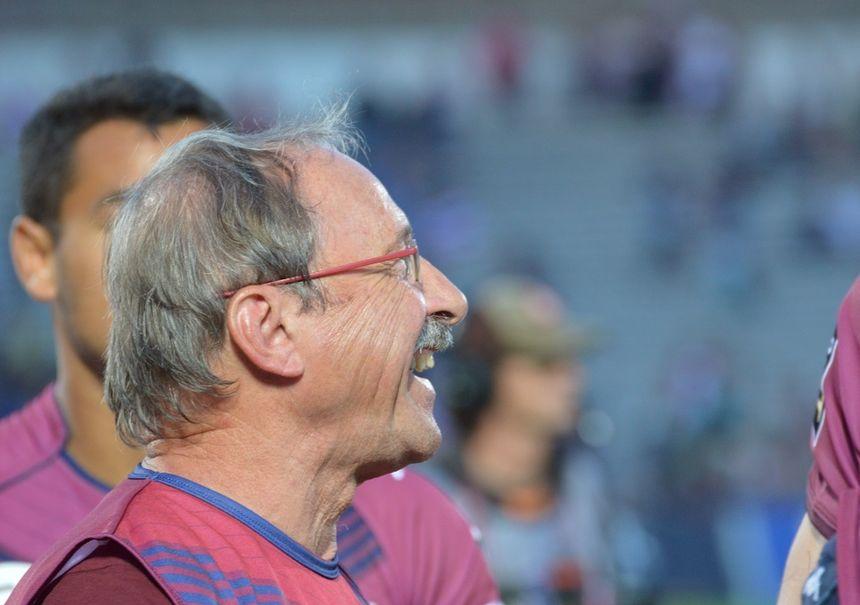 Jacques Brunel peut avoir le sourire. Le 23 septembre, l'UBB s'offre le leader Montpellier avec le bonus et la manière (47-17).