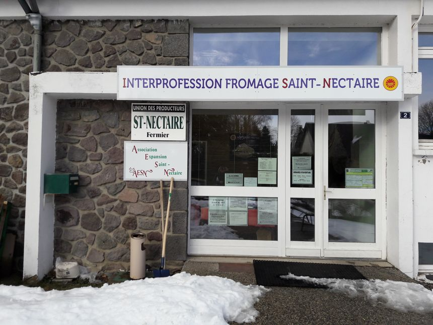 L'interprofession Saint-Nectaire à Besse-en-Chandesse