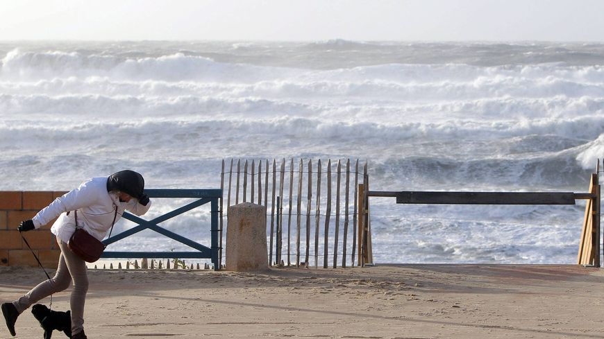Le littoral girondin s'apprête à vivre un 1er janvier très agité.