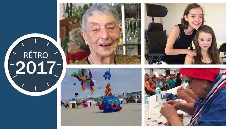 Les dix vidéos les plus regardées sur la page Facebook de France Bleu Nord