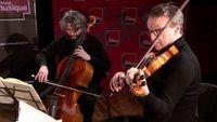 Beethoven   Trio à cordes en ut mineur op 9 n°3 (Finale - Presto) par le Trio Vuillaume
