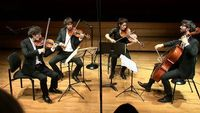 Beethoven | Quatuor à cordes n° 7 en fa majeur - par le Quatuor Hanson