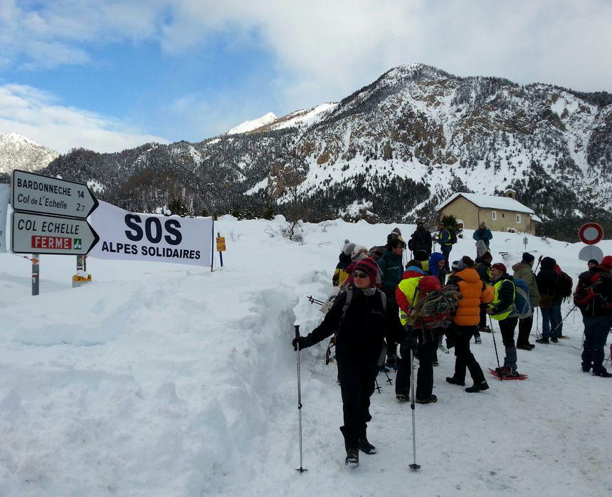 SOS Alpes Solidaires lancé sur le modèle de SOS Méditerranée - Radio France