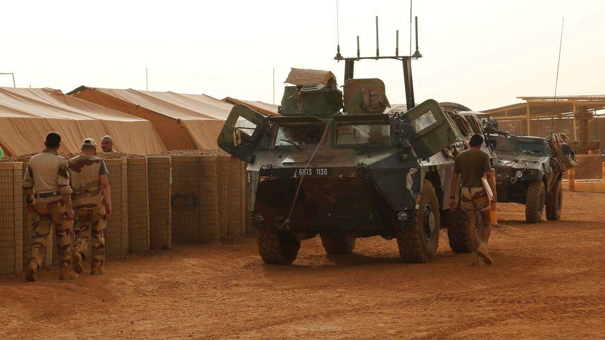 Des militaires français à Gao, dans le Nord du Mali