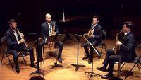 Alexandre Glazounov | Quatuor en si bémol majeur op. 109 (extraits) par le Quatuor Zahir