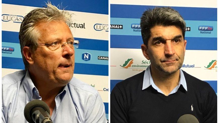 Jean-Marc Nobilo ne sera resté que 6 mois au Stade lavallois. Il est remplacé, pour l'instant, par son adjoint, Manu Pirès.