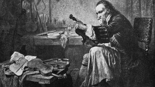 Stradivarius, l'homme derrière le violon