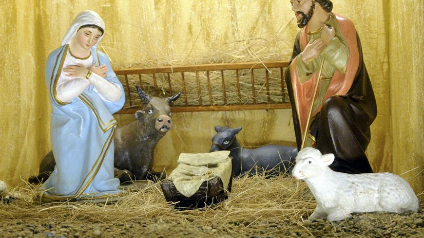 Tout le monde espère retrouver le petit Jésus sain et sauf !