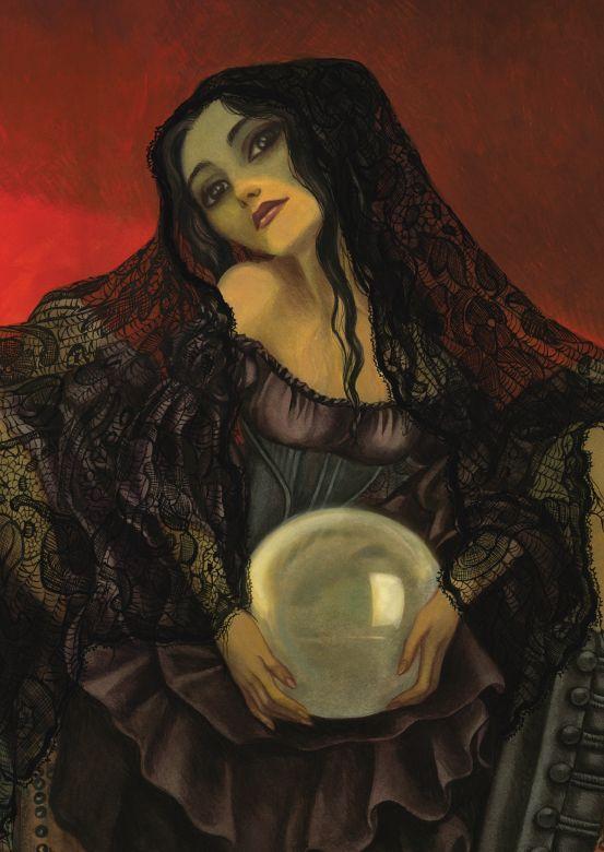 """Benjamin Lacombe : """"Je vois « Carmen » de Prosper Mérimée comme une nouvelle romantique et purement gothique"""""""