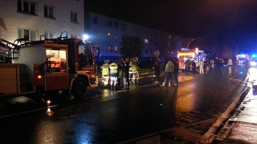 Un mort dans un incendie à Saint Bomer les Forges dans l'Orne (photo d'illustration)