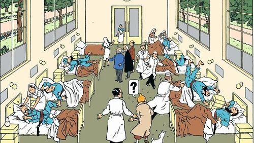 Les Aventures de Tintin : les 7 boules de cristal (2/5) : Une étrange épidémie