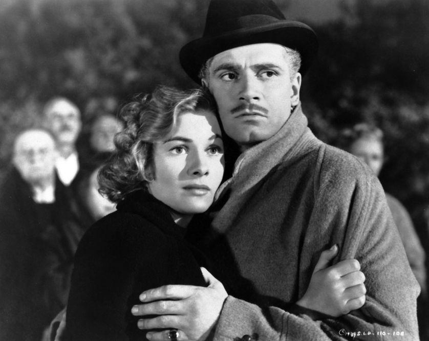 Rebecca, d'Alfred Hitchcock (1940)