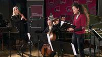 Concert studio avec l'ensemble Amarillis