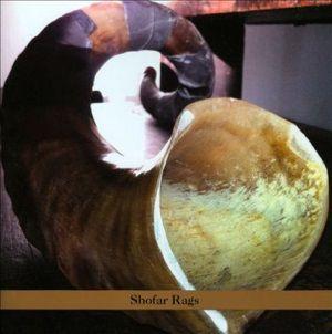 CD Alvin Curran Shofar Rags