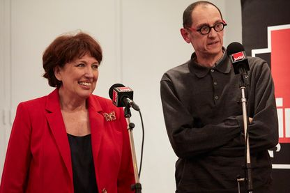Roselyne Bachelot et Philippe Fossati