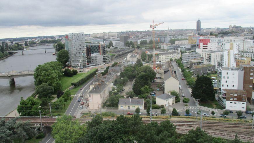 Nantes Métropole compte plus de 630 000 habitants - illustration